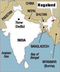 nagaland-map