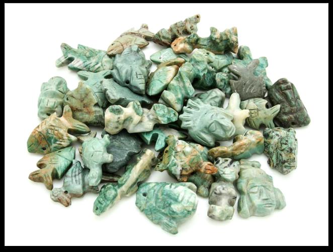 mayan-jade-amulets-group
